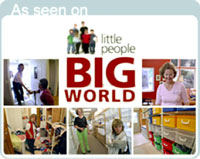 Organizers Northwest, Discovery Channel, Little People Big World