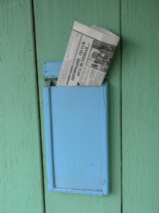 Organizing solutions for your mailbox