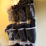 Organizing solutions for mittens and gloves