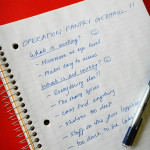 Are you Asking the Right Questions? Organizing like a Pro
