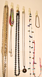 organizing solutions for jewelry