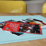 Organizing solutions for christmas cards