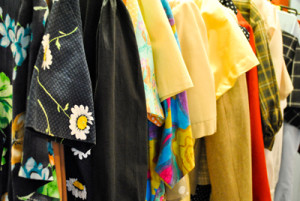 organize your closet and consign what you don't wear