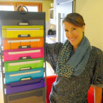 Product Review: Cascading Wall Organizer from Smead
