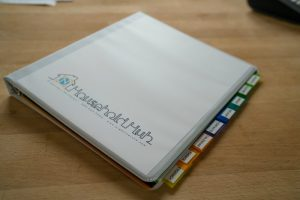 Household Hub Binder