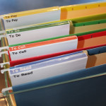 Organizing The Household Paper Trail: Tip #2: The Quick Sort File