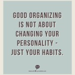 This Professional Organizer has Something to Say