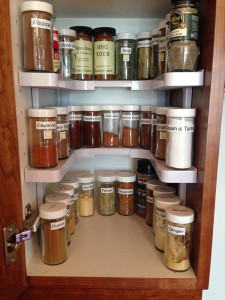 Spicy Shelf Rack as evaluated by a Professional Organizer