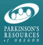 Parkinsons Resources of Oregon logo