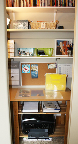 Need to give up the room that is your home office - Creating a small home office ...
