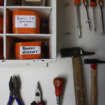 A Look Inside a French Tool Organizing Space