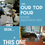 5S Office Organizing 101: How to Reduce your Paper