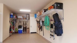 garage organizing solutions