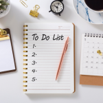 How a Task List Saved Me