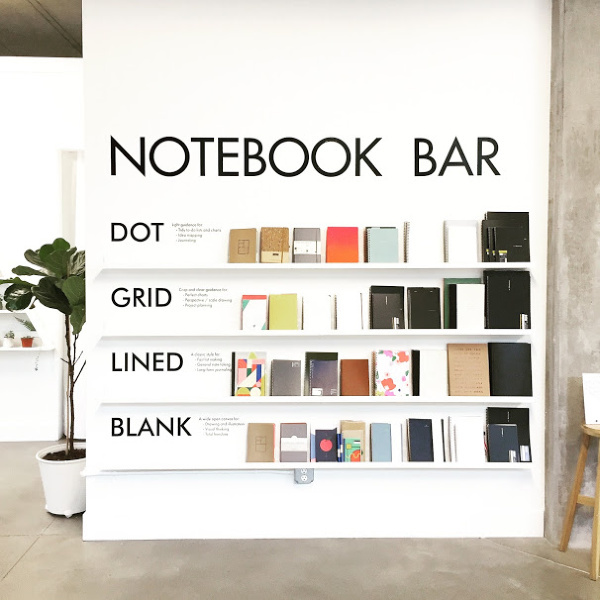 Notebook bar at 11:11 Supply